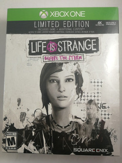 Juego Life Is Strange Before The Storm Xbox One Nuevo