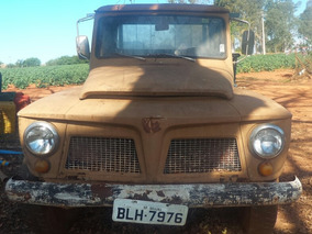 Jeep F75 Willys Rural
