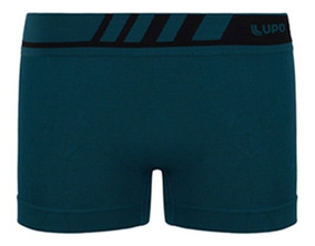 Cueca Boxer Lupo Microfibra Sem Costura Infantil Ref 136
