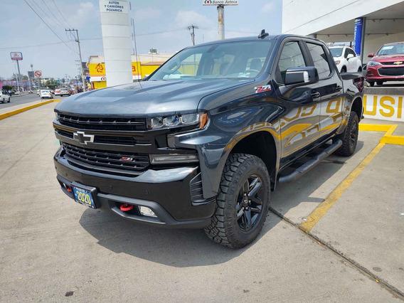 Chevrolet Cheyenne 2020 4p Trail Boss Dc 4x4 D