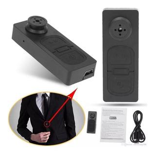 Mini Cámara Espia Boton Camara De Video Digital Mini