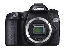 Camera Canon Eos 70d (corpo) - Garantia