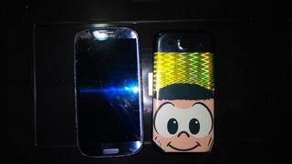 Samsung Galaxy S3 16 Gb Tela Quebrada Mas Funcionando