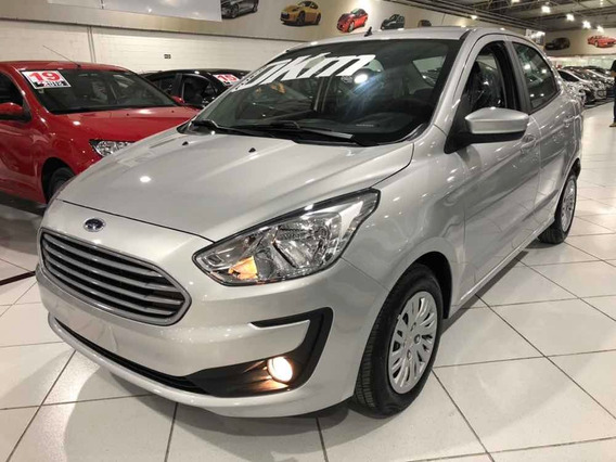 Ford Ka Sedan Se 1.0 12v Flex - 2019/2020 - 0km