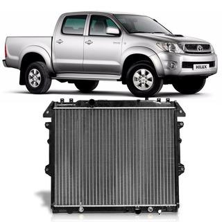 Radiador De Aguá Toyota Hilux 2005 2006 2007 2008 2009 10 11