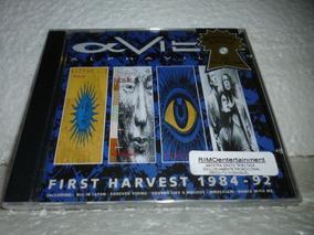Cd Alphaville First Harvest 84-92 1992 Br Lacrado