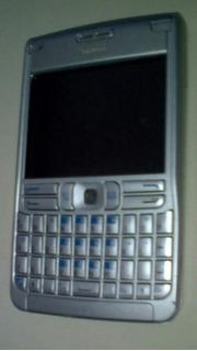 Nokia E62-1 Gsm Prata Desbloqueado