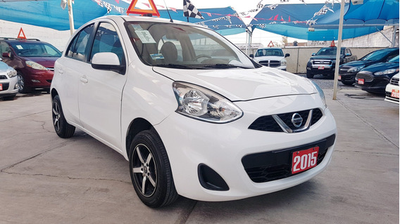 Nissan March 2015 Advance Std Equipado