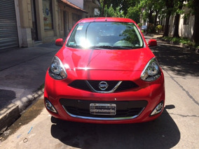 Nissan March 1.6 Advance 107cv May14