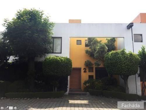 Increíble Casa En Condominio En Col. San Nicolás Totolapan