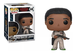 Funko Pop! Stranger Things Ghostbuster Lucas 548