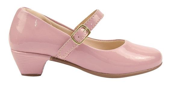 Sapatilha Sapato Feminina Infantil Chiquiteira 10000