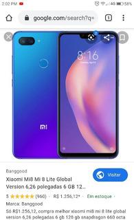 $elular Xiaomi Mi8 Lite