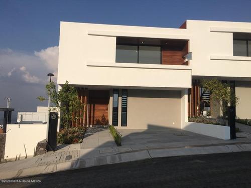 Casa En Venta En Zibata, El Marques, Rah-mx-20-750