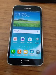 Celular Samsung S5 Original, Libre Para Cualquier Chip.
