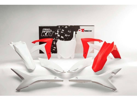 Kit Plastico 9 Peças Crf 250 R 450 13-16 R-kitcrf-oem-517