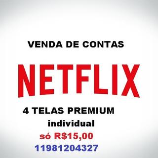 Cartão Pré-pago Presente Netfix