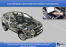 Electricidad Automotriz Scanner A Domicilio