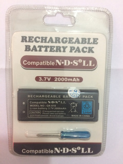 Bateria Pila Recargable Ds Ndsl