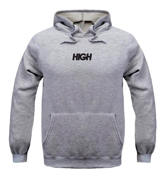 Moletom High Company Blusa De Frio Casaco Masculino Feminino