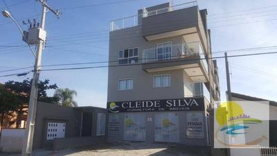 Apartamento Com 3 Dormitórios À Venda, 80 M² Por R$ 295.000 - Saí Mirim - Itapoá/sc - Ap0012