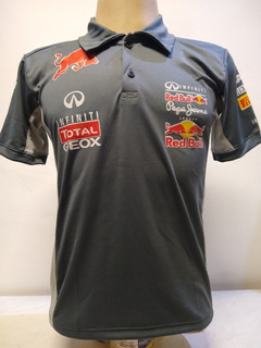 Camisa Polo Red Bull F1 2019 Promoçao