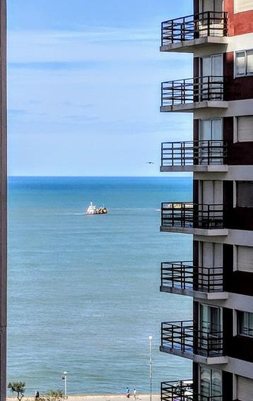 Dto 2 Amb Con Vta Parcial Al Mar. Playa Grande