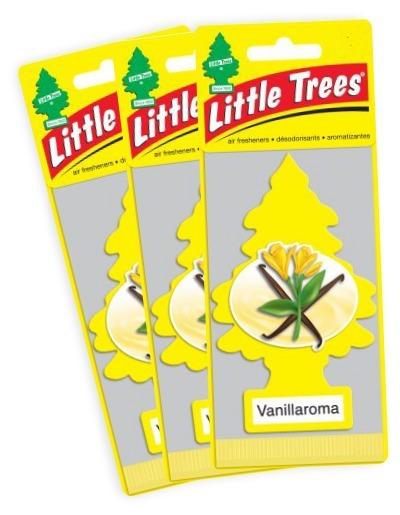 Kit 20 Aromatizantes Atacado Little Trees - 15 Dias Utéis