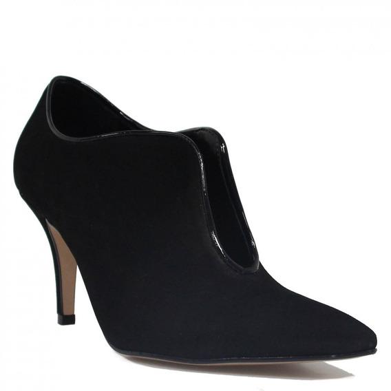 Sapato Feminino Zariff Shoes Scarpin Salto Fino 1430502