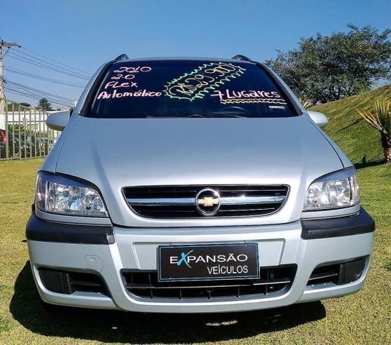 Chevrolet Zafira Expression 2.0 (flex) (aut) Flex Automáti