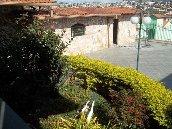 Casa Com 8 Quartos Para Comprar No Ana Lúcia Em Sabará/mg - 16000