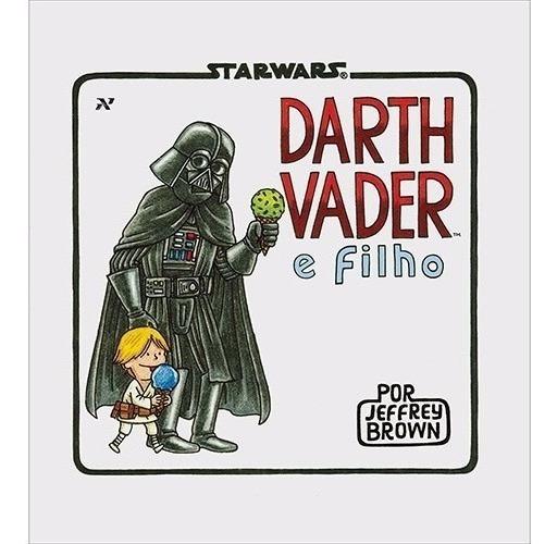 Livro - Star Wars Darth Vader E Filho