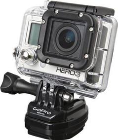 Câmera Gopro 3 Silver Com Muitos Acessórios Muito Nova R$650