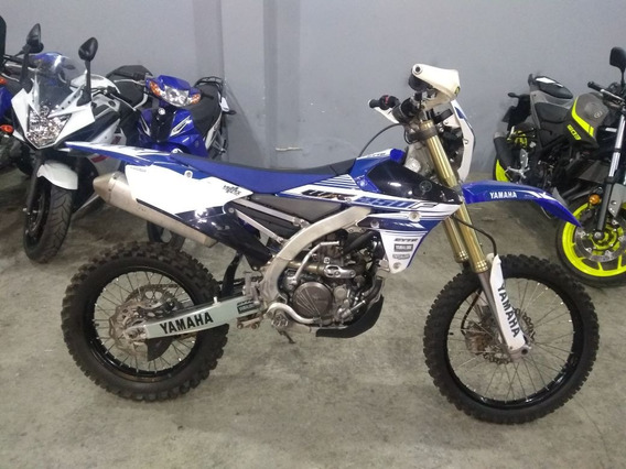 Yamaha Wr 250 F 2016 - 5800 Km Dolar Oficial - Mg Bikes