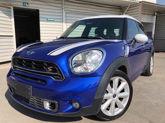 Mini Mini 2016 Countryman S Hot Chili L4/1.6/t Aut