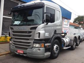 Scania P 360 6x2 Super Nova
