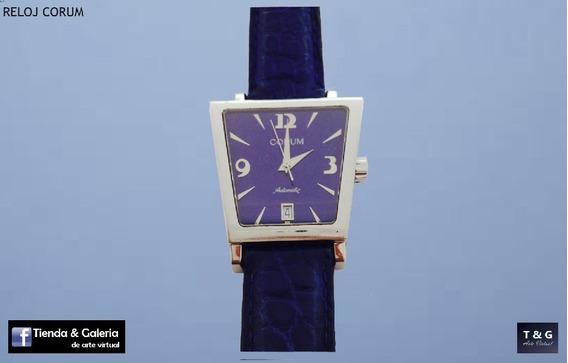 Reloj Original Marca Corum Trapeze Automatico (ref 1220)