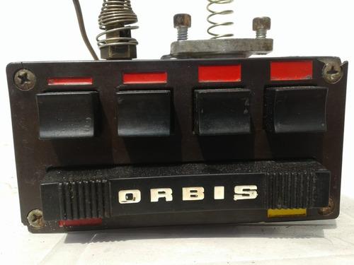 Botonera Orbis Recambio - Reparación, Instalación * Visita