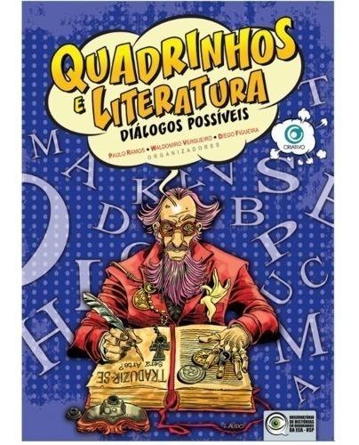Livro Paulo Ramos Quadrinhos E Literatura Dialogos Possiveis