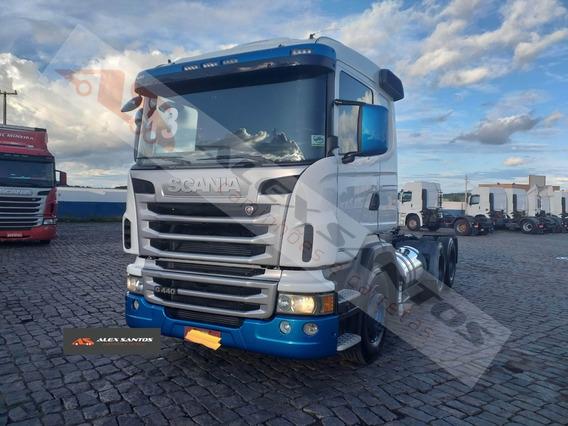 Scania G 440 6x2 Retarder - Motor Novo