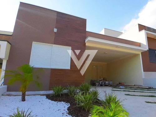 Casa Com 3 Dormitórios À Venda, 110 M² Por R$ 500.000,00 - Condomínio Terras De São Francisco - Sorocaba/sp - Ca1692