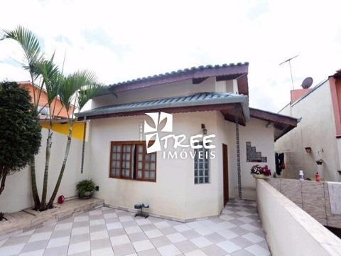 Casa - Vende - 3 Dormitorios Sendo 1 Suite Closet - 4 Vagas Coberta - Jordanopolis - Arujá - Sp - Ca01191 - 3380941