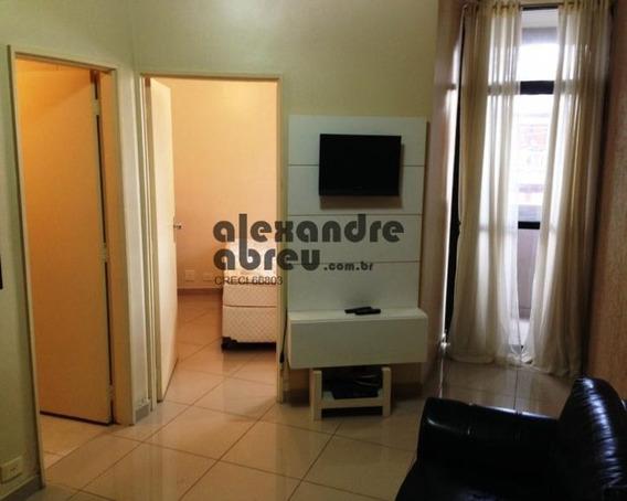 Apartamento Próximo Ao Shopping Ibirapuera E Estação De Metrô - 049
