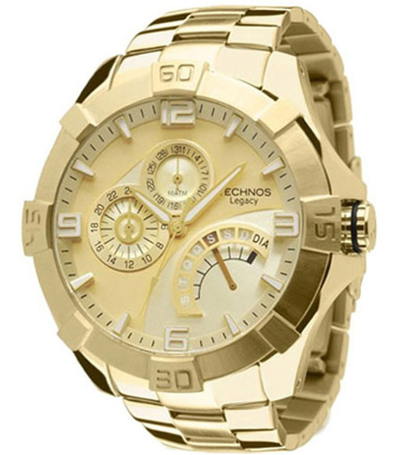 Relógio Technos Masculino Classic Legacy Jr00ah/4x