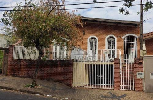 Imagem 1 de 20 de Casa Com 3 Dormitórios À Venda, 193 M² Por R$ 490.000,00 - Jardim Das Oliveiras - Campinas/sp - Ca14934