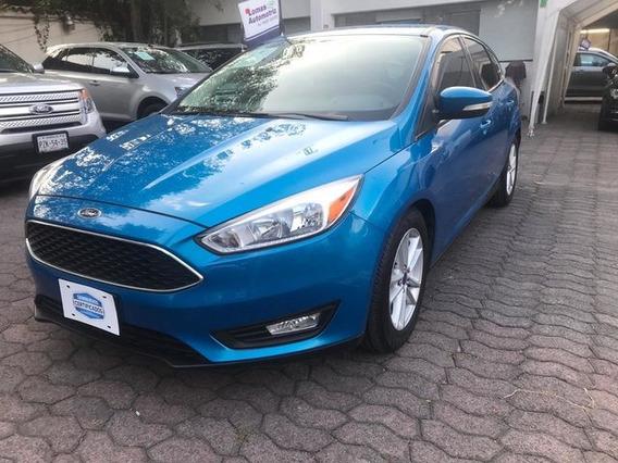 Ford Focus Se 5-ptas 2016 Seminuevos