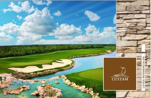 Imagen 1 de 19 de Lotes Residenciales En Cutzam, Yucatan Country Club