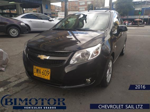Chevrolet Sail Ltz 1,4 Sedán Full Equipo
