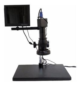 Microscopio Digital 2 Mp 180x Industrial Con Pantalla Obi