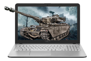 Notebook Asus Intel Core I7 Ultrabook 15,6 8gb 1tb Gamer